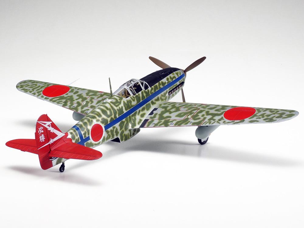 1/48 川崎 三式戦闘機 飛燕 I 型丁
