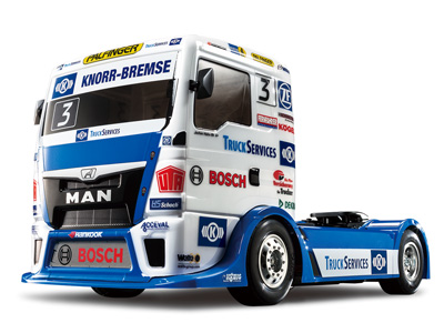 1/14RC TEAM HAHN RACING MAN TGS (TT-01シャーシ TYPE-E)