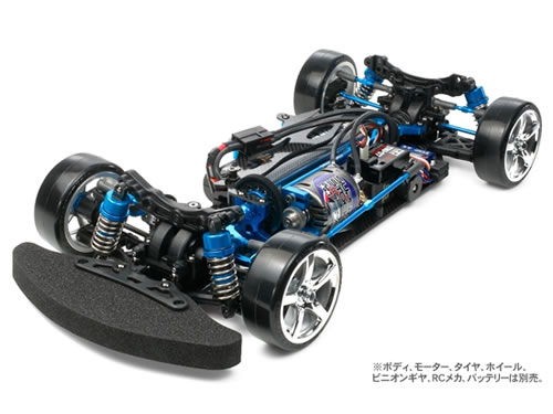 1/10RC TB-03 VDS ドリフトシャーシキット