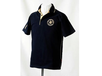 John Player Team Lotus Polo Shirt JPS ポロシャツ'11