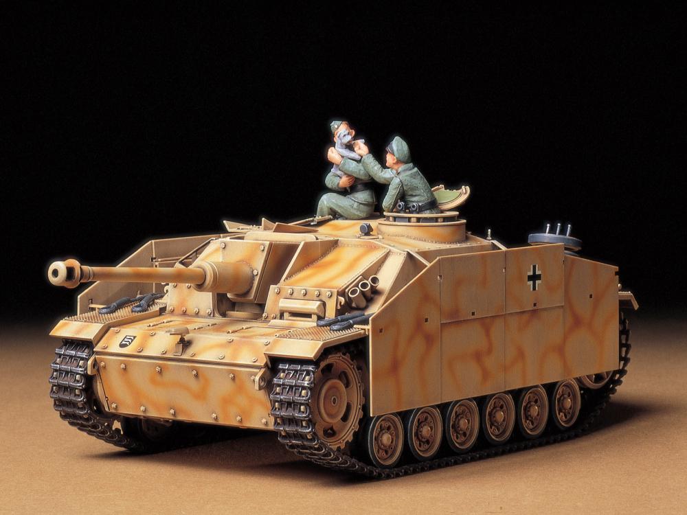 1/35 ドイツ III号突撃砲G型 (初期型): スケールモデル TAMIYA SHOP ...