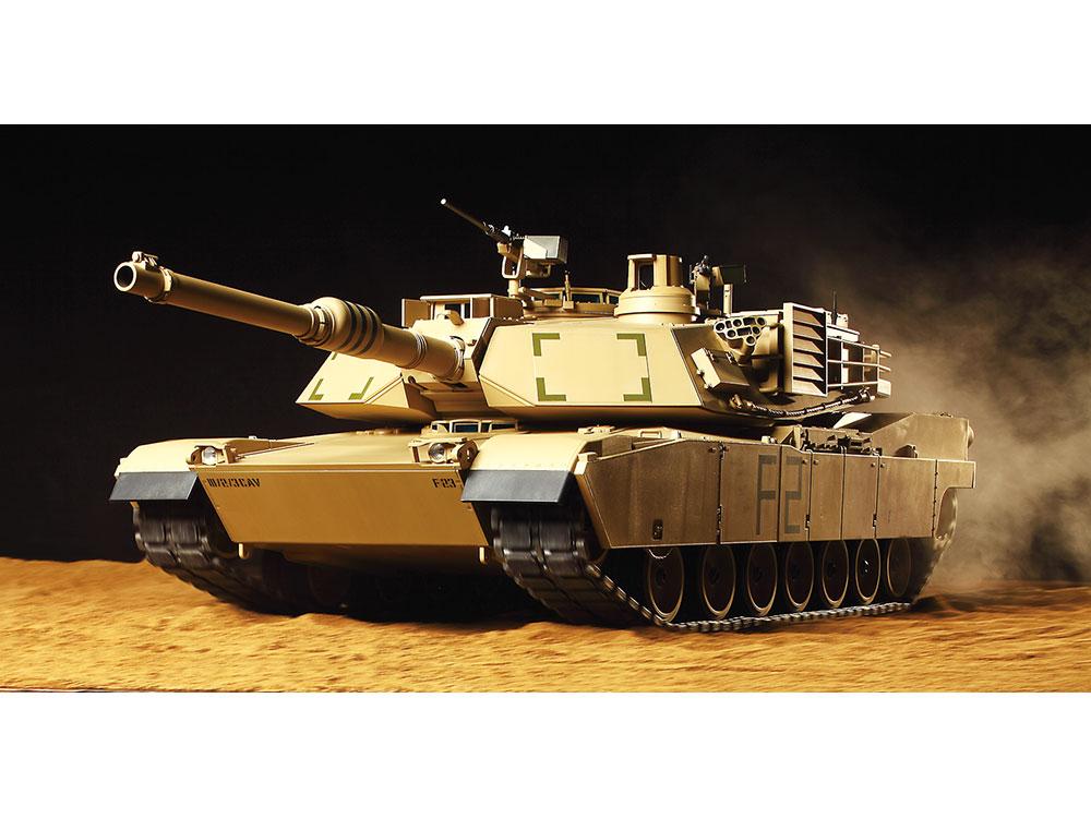 <★★TAMIYA タミヤ> 1/16RC アメリカ M1A2 エイブラムス戦車 フルオペレーション(完成品)