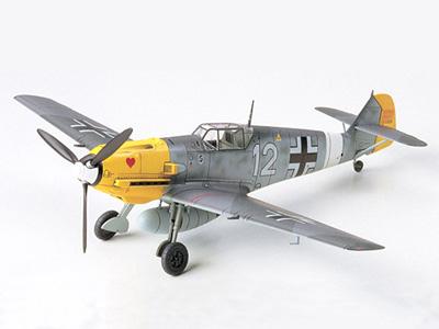 1/72 メッサーシュミット Bf109 ...