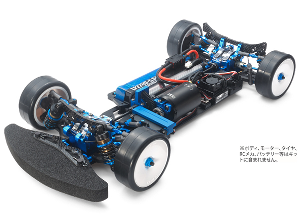 1/10RC TB EVO.7 シャーシキット